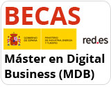 Becas ICEMD- Red.es