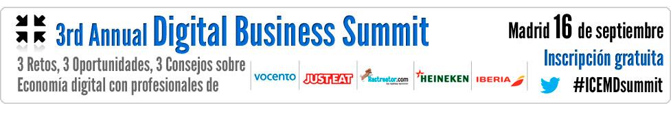 3rd Annual Digital Business Summit